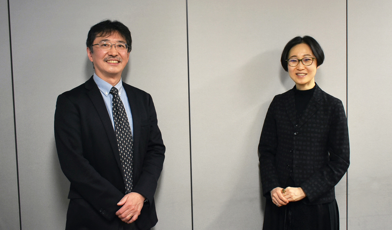 寺林智栄弁護士と阪本氏