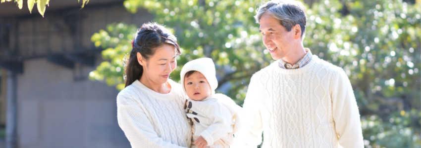 孫に生前贈与したい!非課税で行う方法とその手順